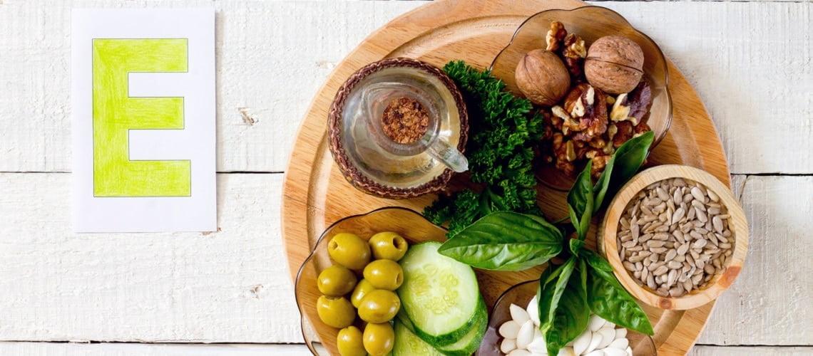Qual é a principal função da vitamina E para o organismo humano ...