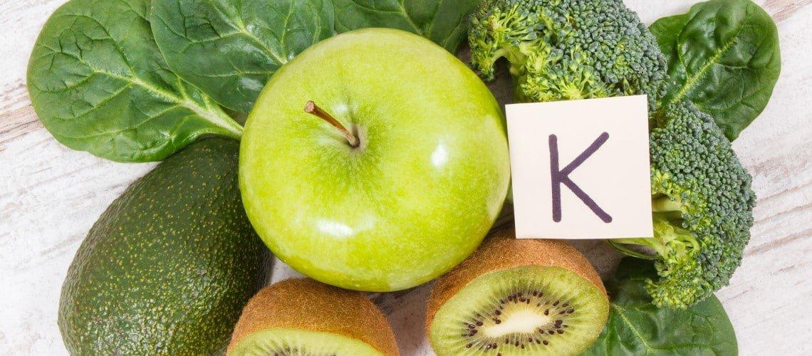 Vitamina fontes k1 de