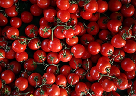 Tomates, alimentos ricos em licopeno