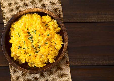 Prato com arroz