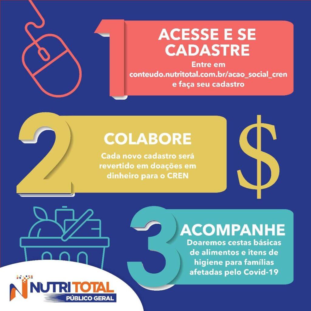 Ação social do Nutritotal