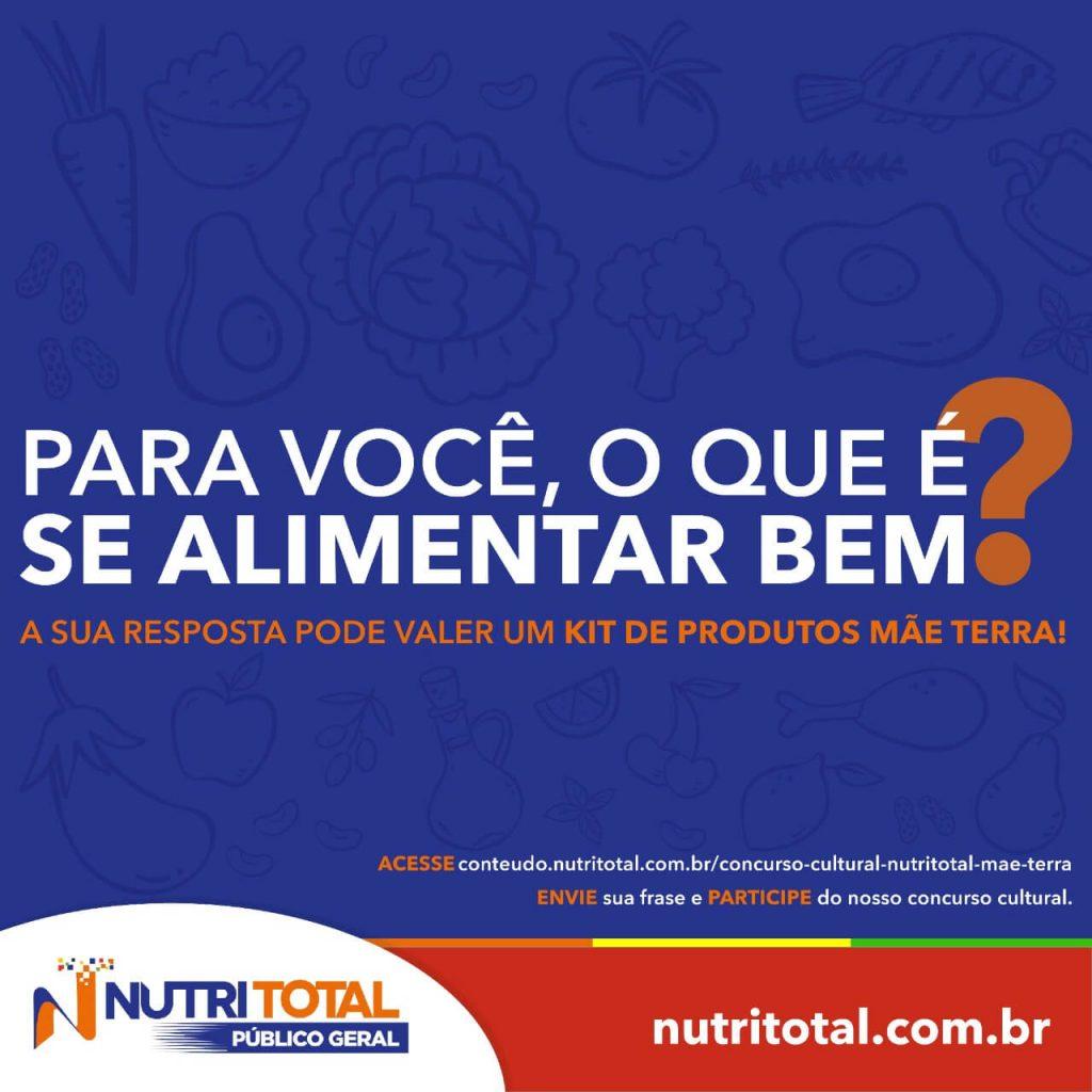 Concurso cultural Nutritotal