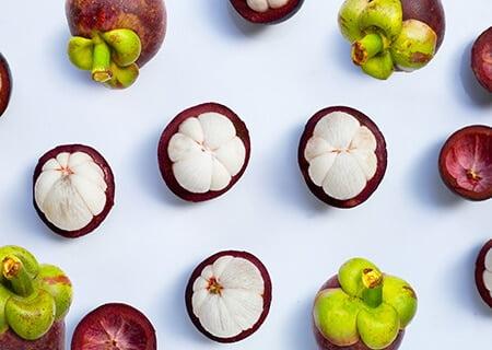Mangostão, uma fruta exótica
